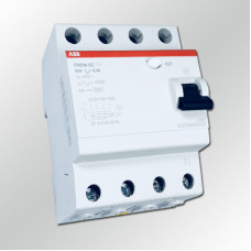 Устройство защитного отключения УЗО ABB FH204 AC-63/0,3